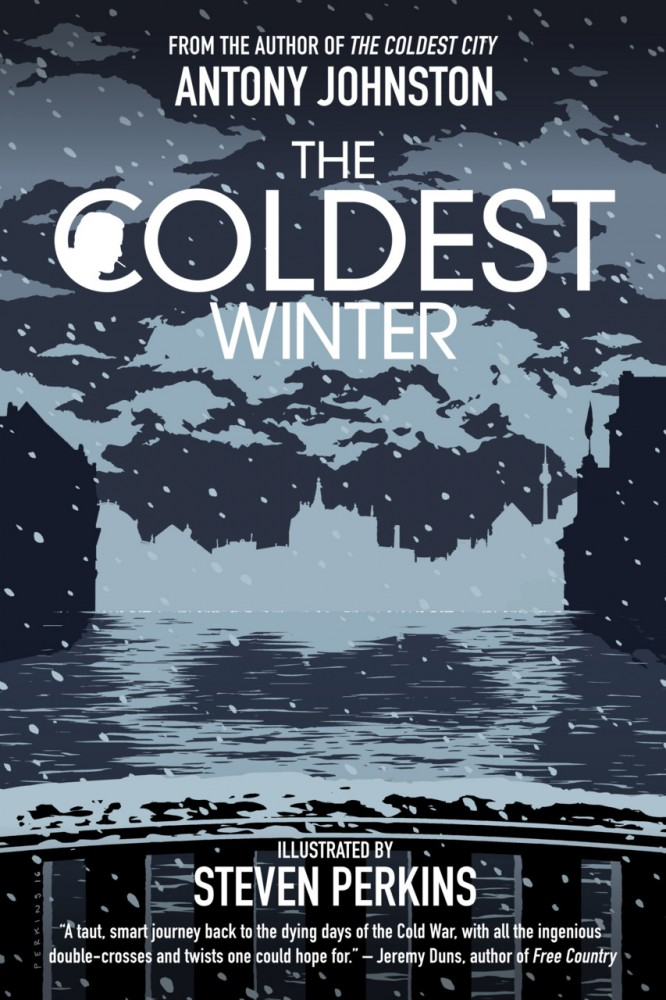The Coldest Winter #1 - GN