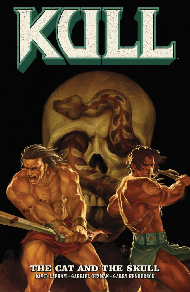 Kull Vol.3 - The Cat and the Skull