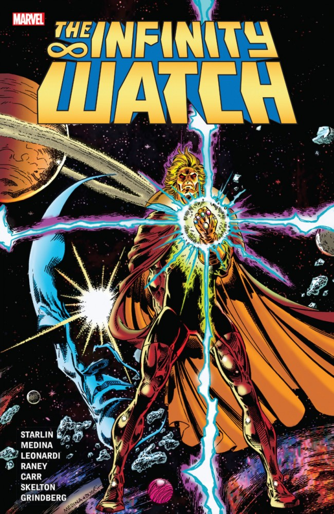 The Infinity Watch Vol.1