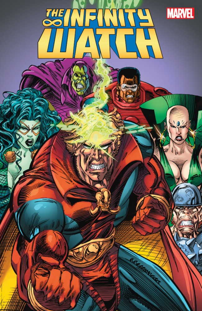 The Infinity Watch Vol.2