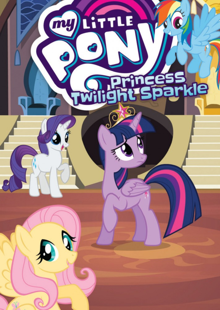 My Little Pony Vol.7 - Princess Twilight Sparkle