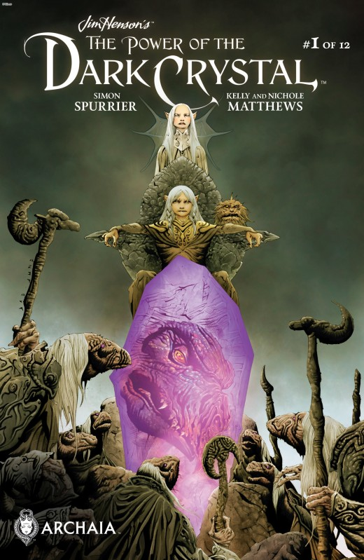 Jim Henson's - The Power of the Dark Crystal #1