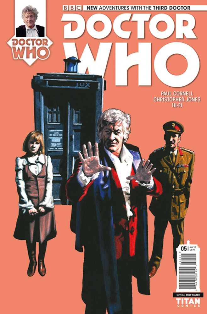 Doctor Who - The Third Doctor #5