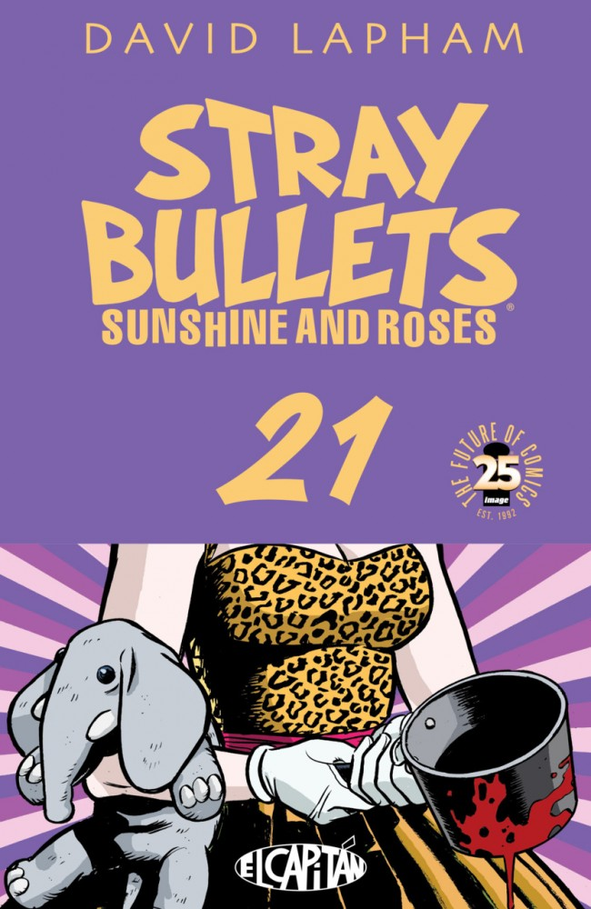 Stray Bullets - Sunshine & Roses #21