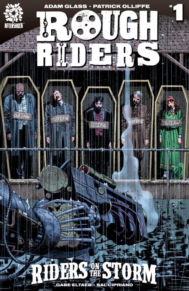 Rough Riders - Riders on the Storm #1