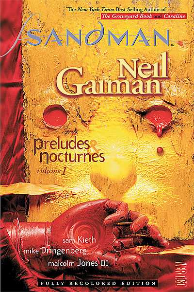 The Sandman Vol.1 - Preludes and Nocturnes