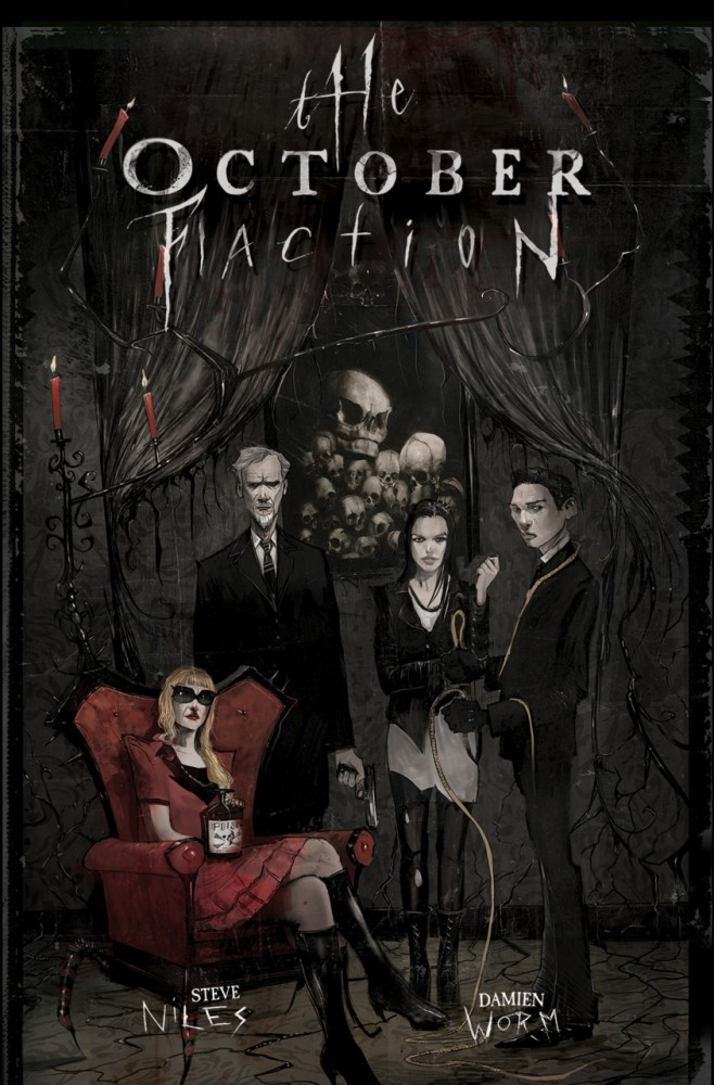 The October Faction Vol.1