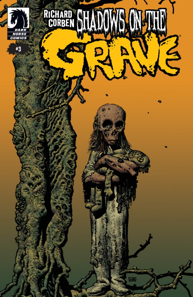 Shadows on the Grave #3