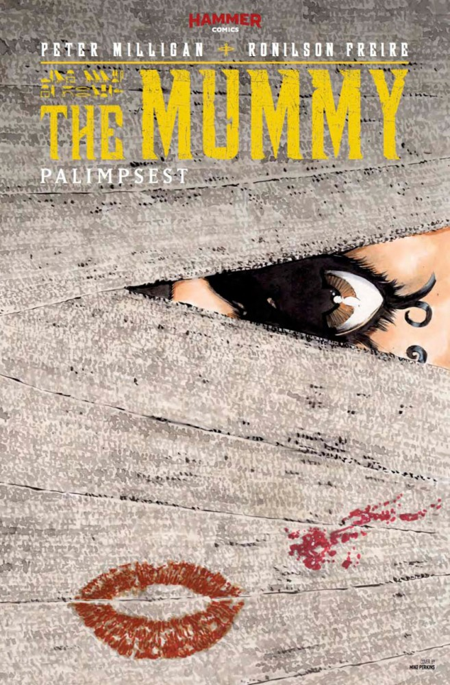 The Mummy #4