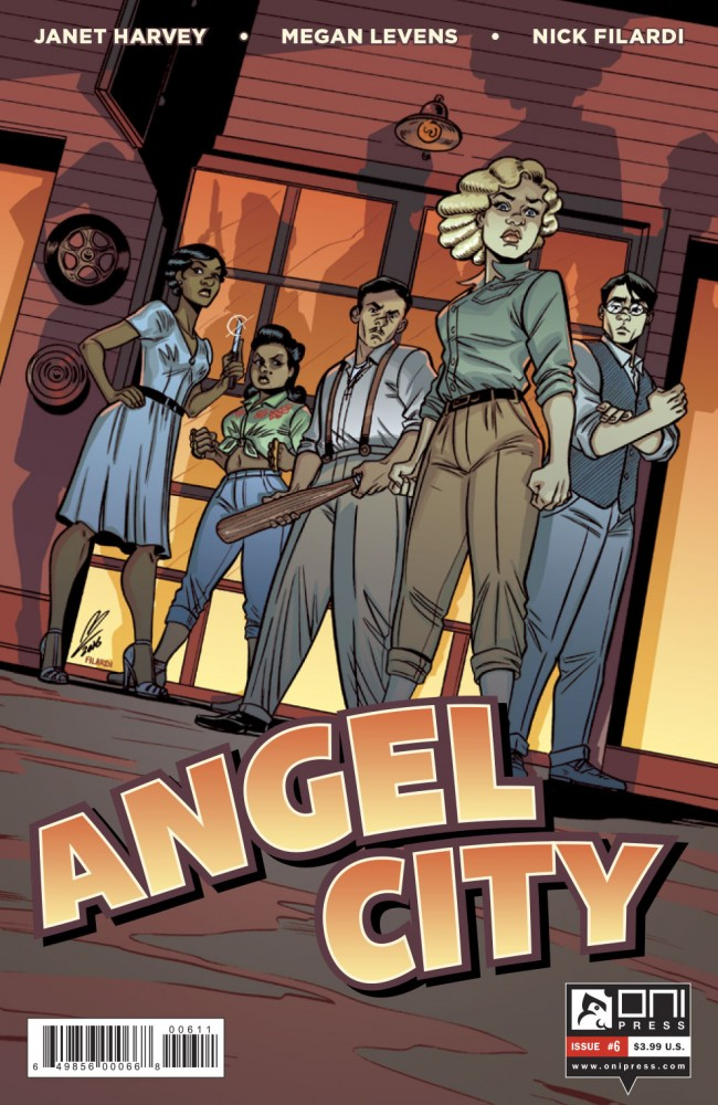 Angel City #6