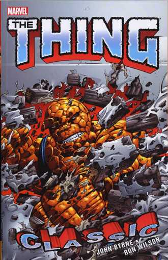 The Thing Classic Vol.2