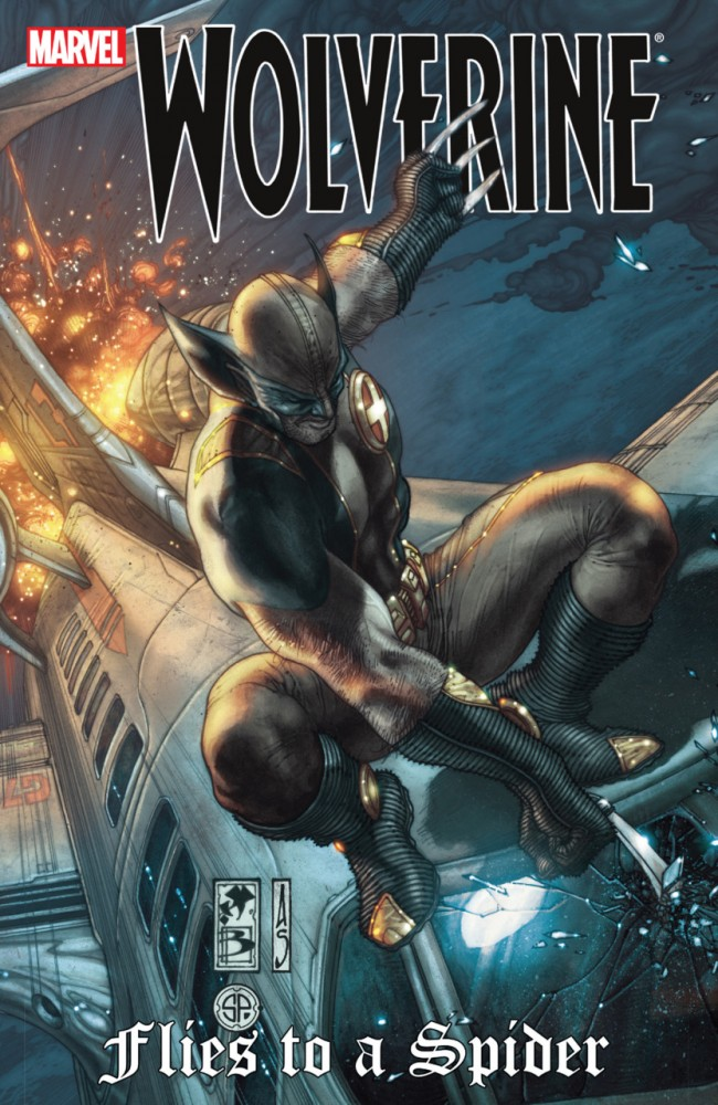 Wolverine - Flies to a Spider #1
