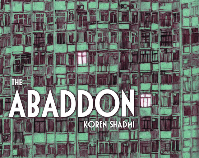 The Abaddon #1 - GN
