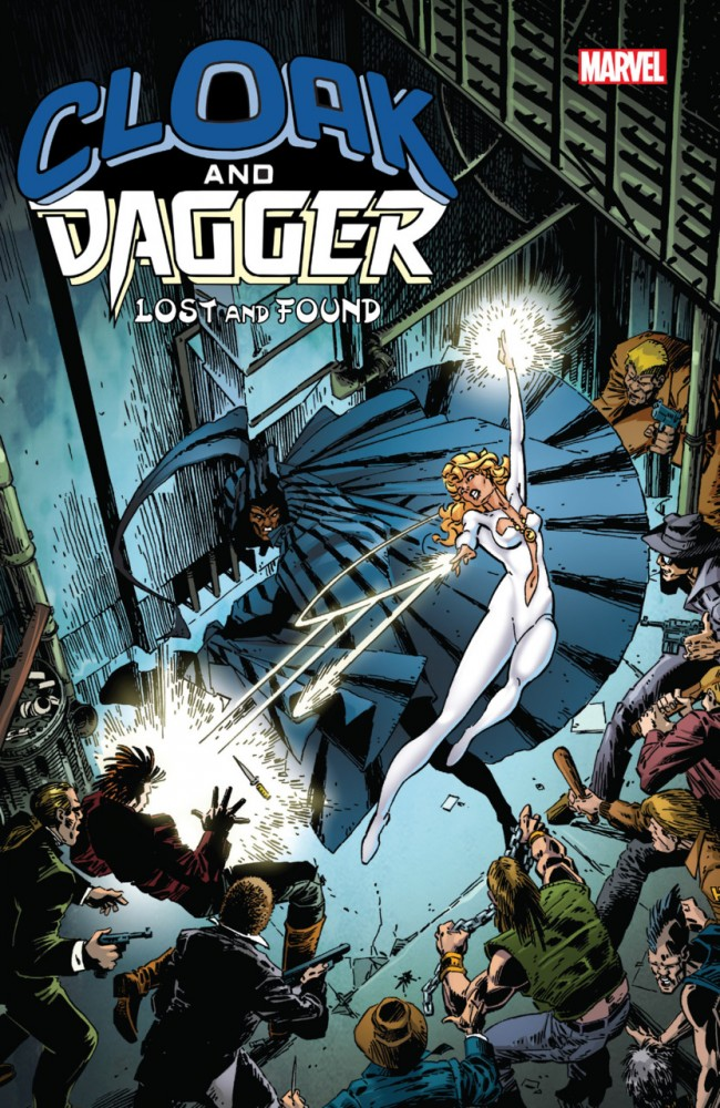 Cloak and Dagger - Lost and Found #1 - TPB