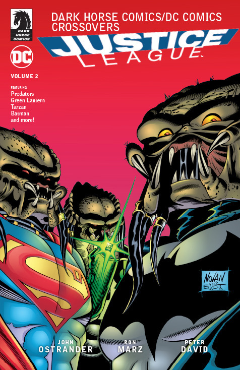 Dark Horse Comics/DC Comics - Justice League Vol.2