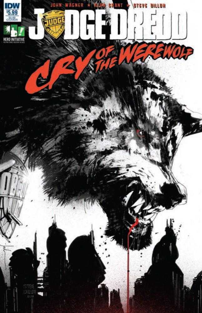 Judge Dredd - Cry of the Werewolf #1