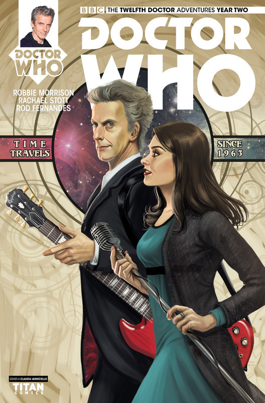 Doctor Who The Twelfth Doctor Year Two #15
