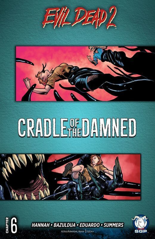 Evil Dead 2 - Cradle Of The Damned #6