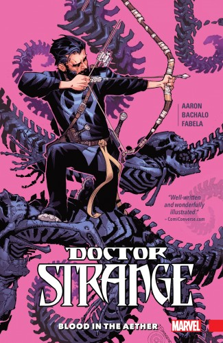 Doctor Strange Vol.3 - Blood in the Aether