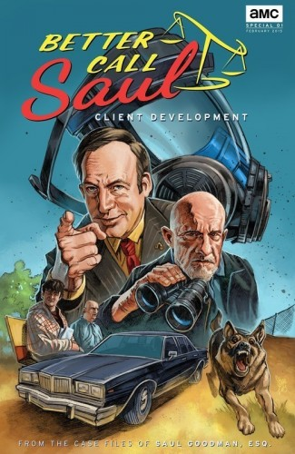 AMC Special - Better Call Saul #1