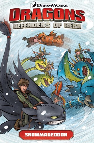 DreamWorks Dragons - Defenders of Berk Vol.2 - Snowmageddon