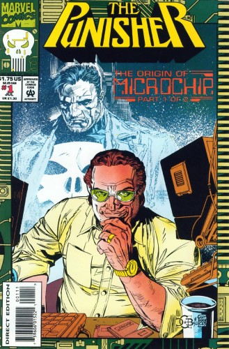 The Punisher - The Origin of Microchip #1-2 Complete