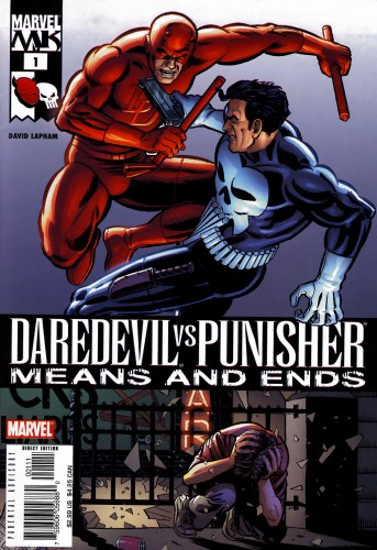 Daredevil vs. the Punisher: Means and Ends #1-6 Complete