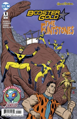 Booster Gold - The Flintstones Special #1