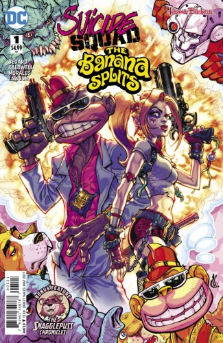 Suicide Squad - Banana Splits Special #1