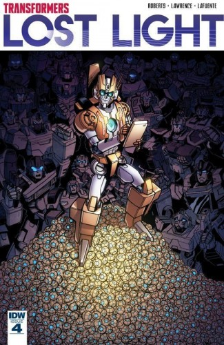 Transformers - Lost Light #4