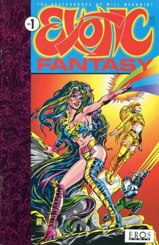 Exotic Fantasy #1-3 Complete