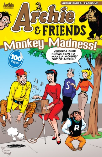 Archie & Friends - Monkey Madness #1