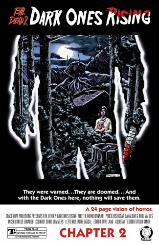 Evil Dead 2 - Dark Ones Rising #2