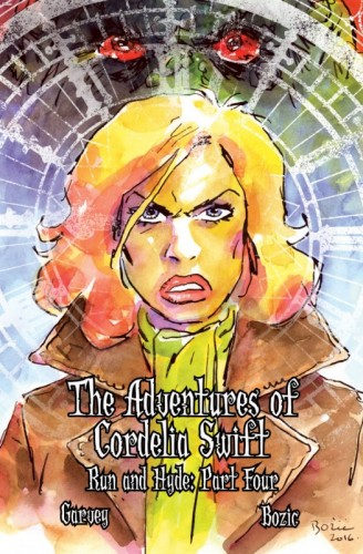 The Adventures of Cordelia Swift #4