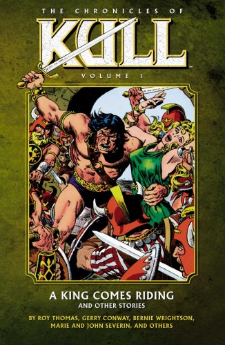 Chronicles of Kull Vol.1-5 Complete