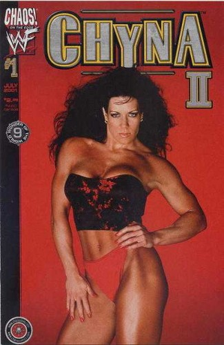 Chyna II #1-2 Complete
