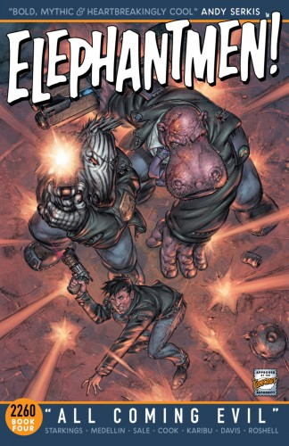Elephantmen - 2260 Vol.4 - All Coming Evil