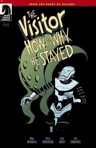 The Visitor - How and Why He Stayed #3