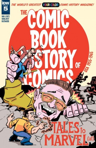Comic Book History of Comics #5