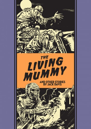 The Living Mummy and Other Stories #1 - HC