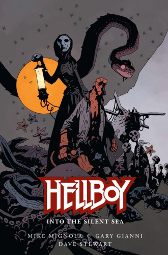 Hellboy - Into the Silent Sea #1 - OGN