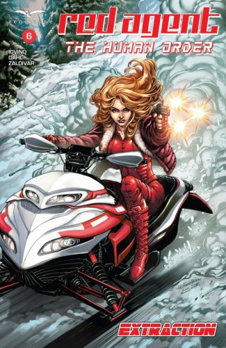 Grimm Fairy Tales Presents - Red Agent - The Human Order #6