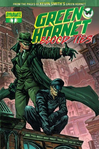 Green Hornet - Blood Ties #1-4 Complete
