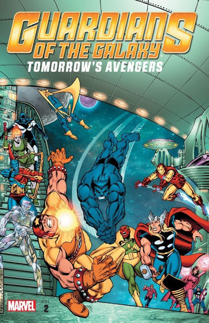 Guardians of the Galaxy - Tomorrow's Avengers Vol.2