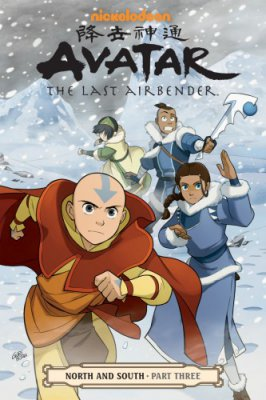 Avatar - The Last Airbender - North and South Part 3
