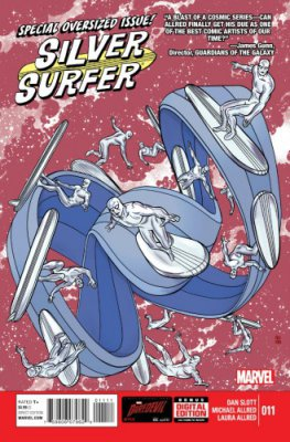Silver Surfer #11