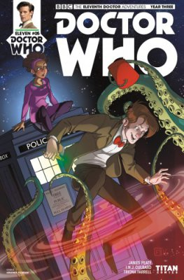 Doctor Who - The Eleventh Doctor Year Three #5