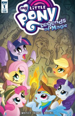 My Little Pony - Legends of Magic #1