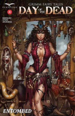 Grimm Fairy Tales Day of the Dead #4