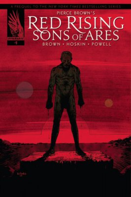 Pierce Brown's Red Rising - Sons of Ares #1